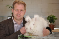 Mike Hennings, LV-Vorsitzender des LV Sachsen-Anhalt und Ausstellungsleiter der 27. BRS 2019