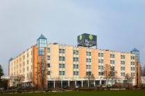 Bild zeigt das H+Hotel Halle-Leipzig